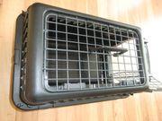 Hundetransportbox Katzentransportbox schwarz für kleine