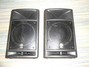 Yamaha Stagepas 300 PA-Anlage Lautsprecher