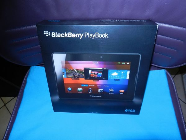 BLACKBERRY PLAYBOOK Tablet-PC 64GB 17