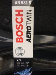 BOSCH AEROTWIN AR531S SCHEIBENWISCHER WISCHERBLÄTTER