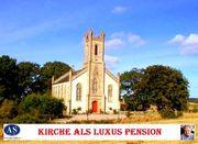 Baugrundstück mit Kirche als Luxus