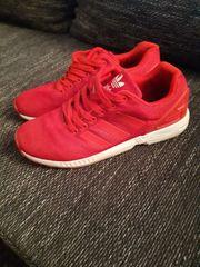 Adidas Sneaker in rot Gr