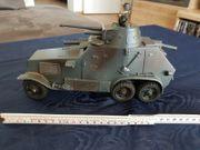 Lineol Mebanol 6 Rad Panzerspähwagen