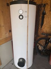 Boiler Warmwasser Elektro