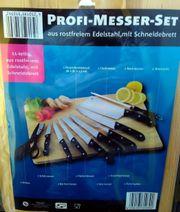 Profi Messer Set