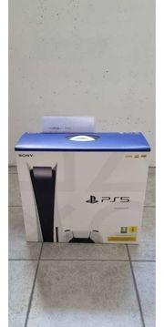 Neue Sony PlayStation 5 unter