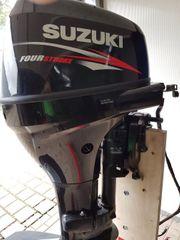 Suzuki Außenborder Langschaft 4-Takt DF25