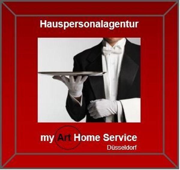 Haushälterin gehobene Haushaltshilfe gesucht