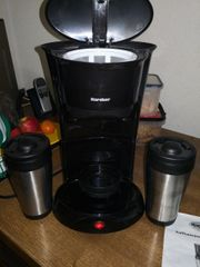 kaffeemaschine 2thermo becher