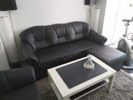 Echt Leder Sofagarnitur 3 1: Kleinanzeigen aus Mannheim Almenhof - Rubrik Designermöbel, Klassiker