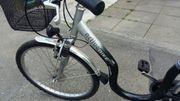 Fahrrad mit tiefen Einstieg W-M