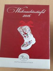 Weihnachtsstiefel 2016 2017 Hutschenreuter