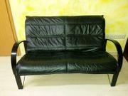 Stylische Couch Zweisitzer