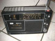 Kofferradio Radio mit Cassette Transistorradio
