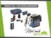 Bosch GLL 3-80 Nivelliergerät Nivellieren