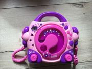 Kinder Radio mit CD Player