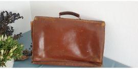 Taschen, Koffer, Accessoires - ALTE SCHULTASCHE