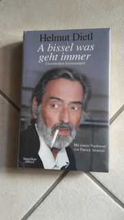 Helmut Dietl A bissel was
