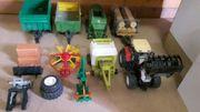 Bruder Traktor und Zubehör