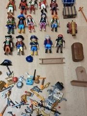 Playmobil Piratenfiguren und Zubehör