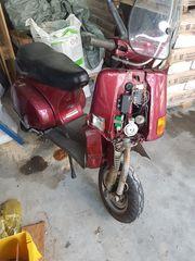 Roller Vespa 125er