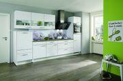 Küchenzeile von NOBILIA 350 cm