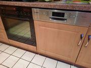 Küche komplett mit hochwertigen E-Geräten