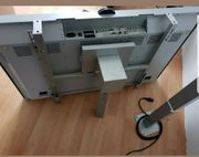 utax flachbild monitor tv 120cm