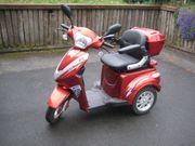 Elekro-Scooter Seniorenmobil Elektrorollstuhl