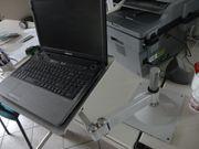 Computer Monitor Schwenk Teleskopearm Schreibtisch