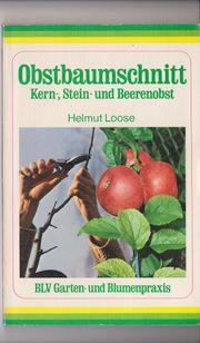 Buch Obstbaumschnitt