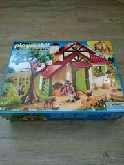 Playmobil Forsthaus 6811 neu