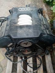 Audi Motor 2 4 Benzin