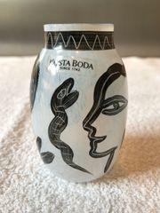 Kosta Boda Caramba Vase aus
