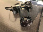 Verkaufe Spiegelreflexkamera Canon T 70