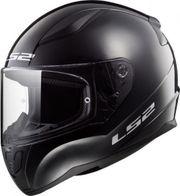 Helm LS2 SOLID schwarz Gr