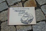 Betriebsanleitung Heinkel Kabine 150 175