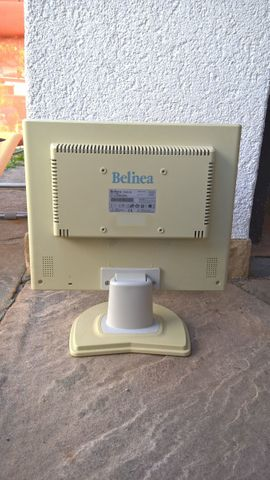 17 TFT LCD Monitor Belinea: Kleinanzeigen aus Dudenhofen - Rubrik Monitore, Displays
