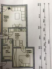 2-Zimmerwohnung mit Gartennutzung