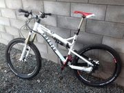 MTB Fully Cheetah Allmountain Spirit