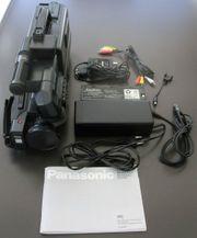 Videokamera VHS Panasonic NV-M10