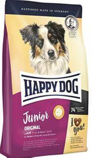 Sonderpreis HAPPY DOG JUNIOR Vollnahrung