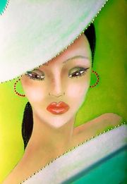 Marie Javorkova - Lady in Orient