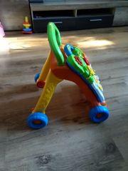 hüpftier lauflernwagen Babyschale