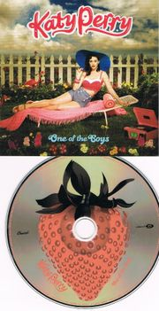 CD - Katy Perry - One Of
