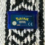 Pokémon Saphir Edition