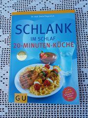 Neuw modernes Kochbuch Schlank im Schlaf