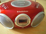 Radios CD-Player CD-Audio- MP3
