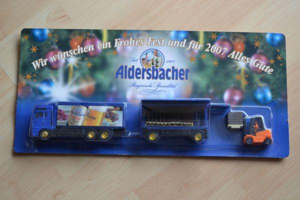Verkaufe Sammlertruck Brauerei-LKW Aldersbacher