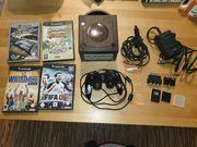 GameCube Spezialcontroller 4 Spiele 2